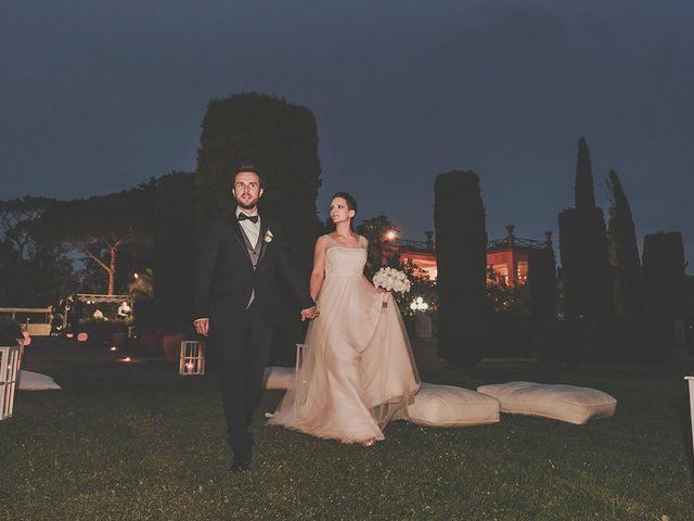 Il matrimonio di Stefano e Caterina a Roma, Roma 40