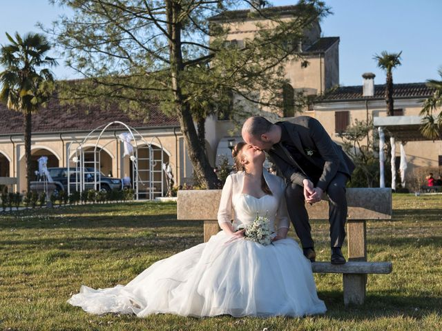 Le nozze di Linda e Vanni