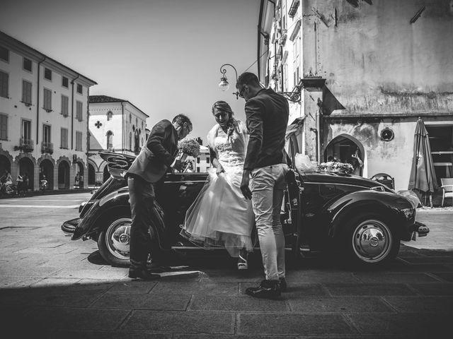Il matrimonio di Matteo e Martina a San Vito al Tagliamento, Pordenone 24