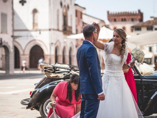 Il matrimonio di Matteo e Martina a San Vito al Tagliamento, Pordenone 25