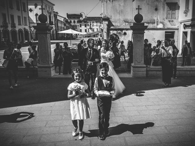 Il matrimonio di Matteo e Martina a San Vito al Tagliamento, Pordenone 26