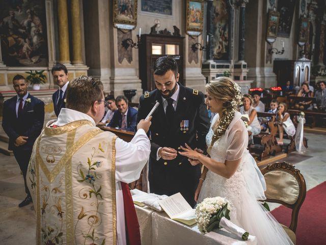 Il matrimonio di Matteo e Martina a San Vito al Tagliamento, Pordenone 33