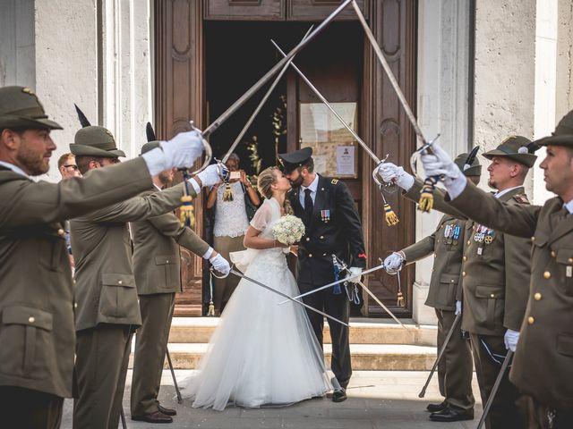 Il matrimonio di Matteo e Martina a San Vito al Tagliamento, Pordenone 41
