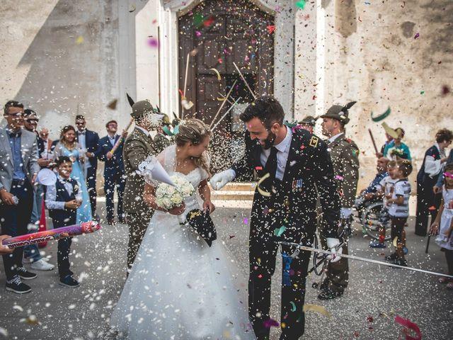 Il matrimonio di Matteo e Martina a San Vito al Tagliamento, Pordenone 42