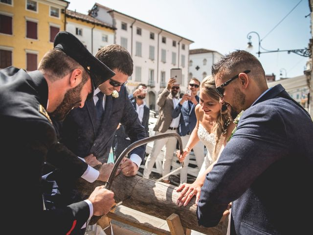 Il matrimonio di Matteo e Martina a San Vito al Tagliamento, Pordenone 44