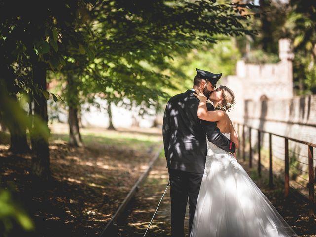 Il matrimonio di Matteo e Martina a San Vito al Tagliamento, Pordenone 48
