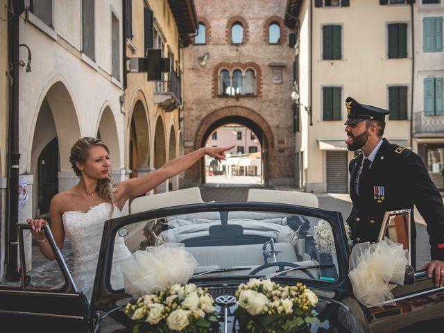 Il matrimonio di Matteo e Martina a San Vito al Tagliamento, Pordenone 53