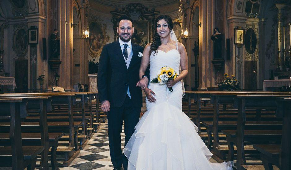 Il matrimonio di Tommaso e Rosa a Nibbiano, Piacenza