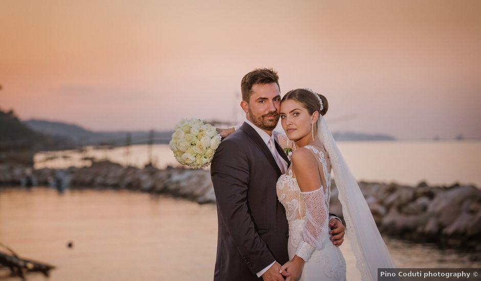 Il matrimonio di Edinjo e Nini a Orsogna, Chieti