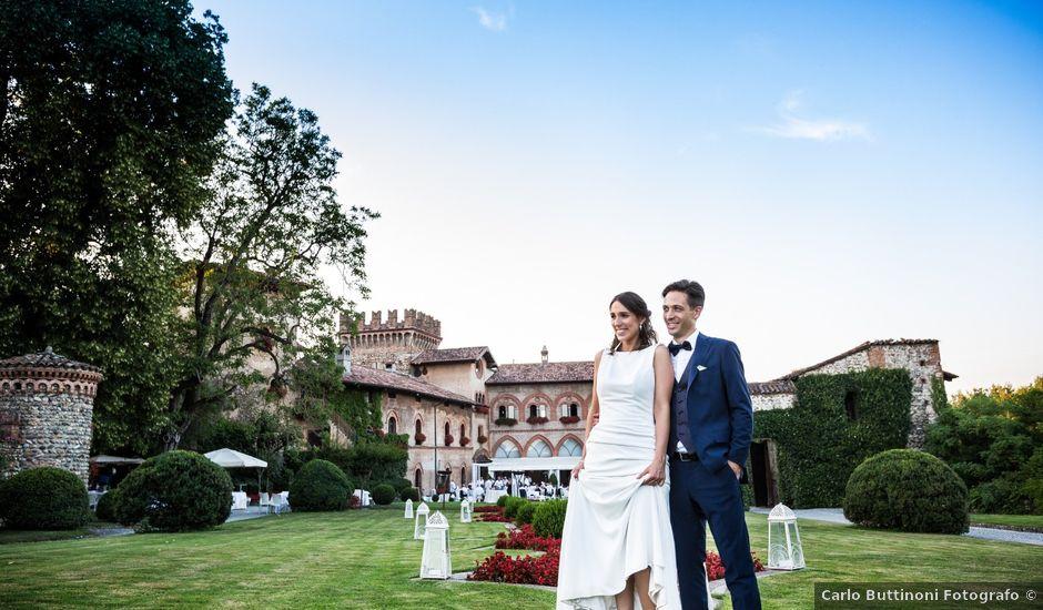 Il matrimonio di Federico e Marina a Arcene, Bergamo
