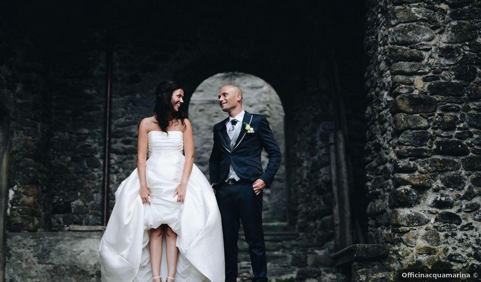 Il matrimonio di Fabio e Federica a Borghetto di Vara, La Spezia