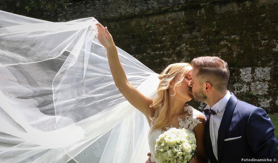 Il matrimonio di Mirco e Valentina a Gradisca d'Isonzo, Gorizia