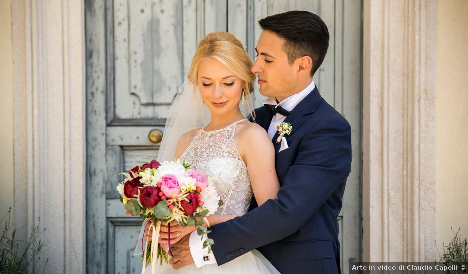 Il matrimonio di Andrea e Inna a Varese, Varese