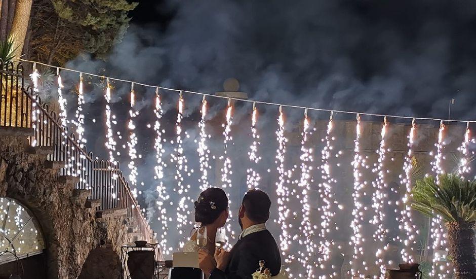 Il matrimonio di Adriano  e Martina  a Barcellona Pozzo di Gotto, Messina