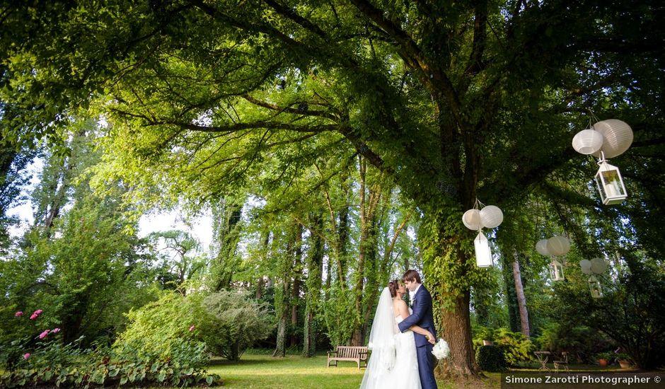 Il matrimonio di Alberto e Chiara a Viadana, Mantova