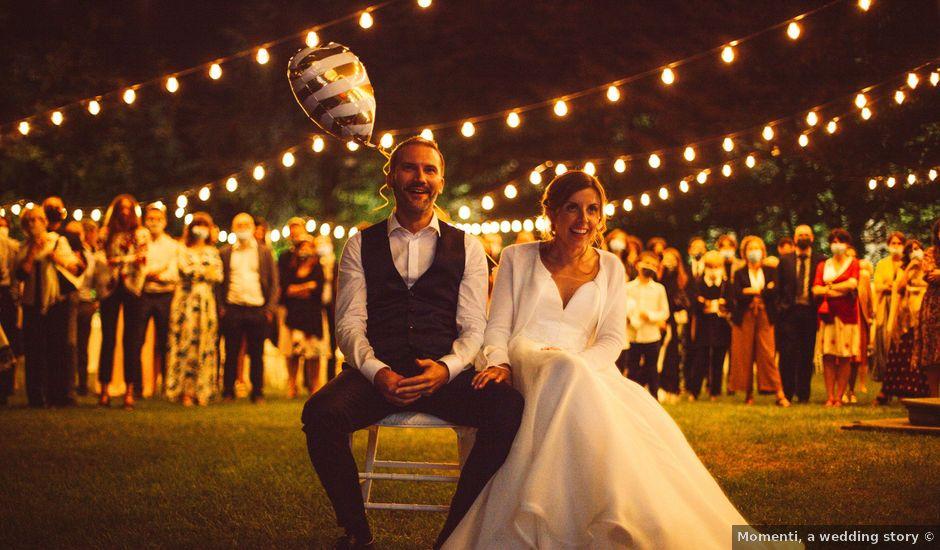 Il matrimonio di Michele e Margherita a Passirano, Brescia