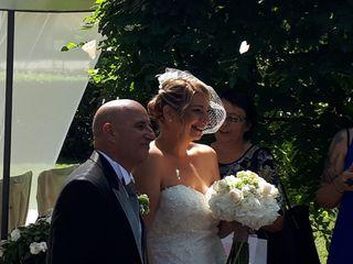 Le nozze di Ilenia e Santo