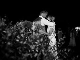 Le nozze di Vanessa e Maxence 2