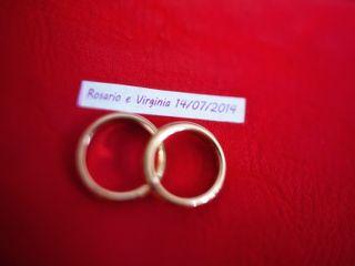le nozze di Virginia e Rosario 1
