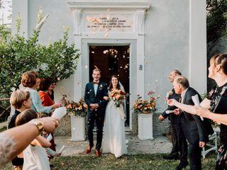 Le nozze di Carmen e Thomas