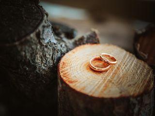 Le nozze di Benedetta e Alex 1