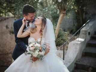 Le nozze di Benedetta e Alex