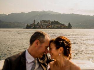 Le nozze di Donatella e Vittorio