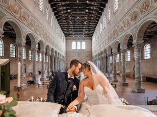 Le nozze di Valentina e Álex