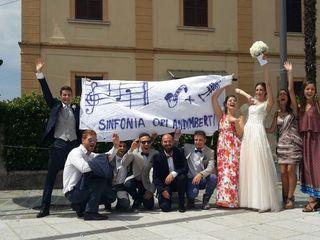 le nozze di Elisa e Lorenzo 1