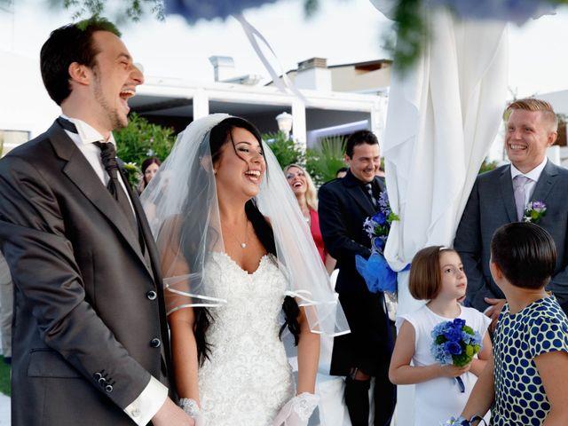 Il matrimonio di Mario e Jasmine a Reggio di Calabria, Reggio Calabria 12