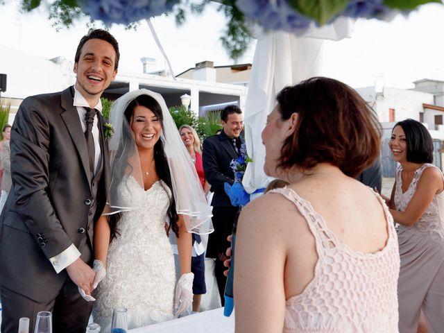 Il matrimonio di Mario e Jasmine a Reggio di Calabria, Reggio Calabria 13
