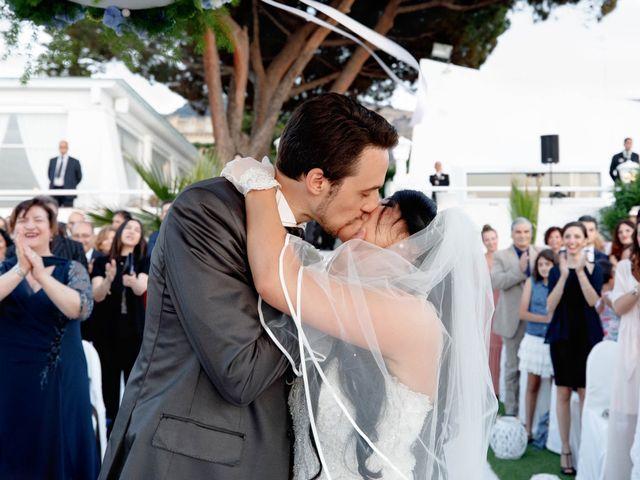Il matrimonio di Mario e Jasmine a Reggio di Calabria, Reggio Calabria 16