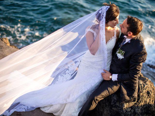 Le nozze di Naomi e Marcello