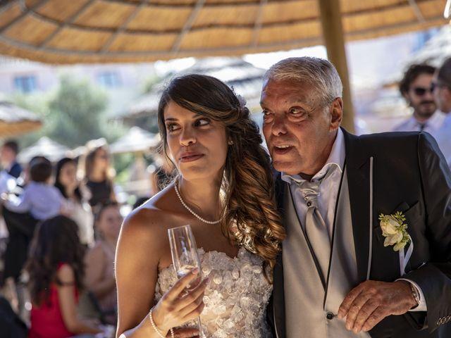 Il matrimonio di Giovanni  e Anna lisa a Palau, Sassari 2