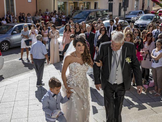 Il matrimonio di Giovanni  e Anna lisa a Palau, Sassari 4