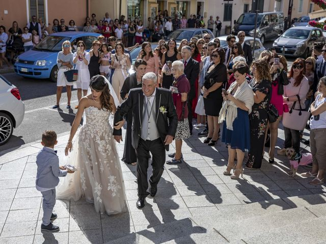 Il matrimonio di Giovanni  e Anna lisa a Palau, Sassari 5