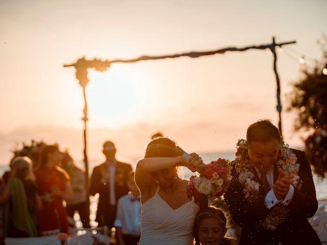 le nozze di Ines e Dario
