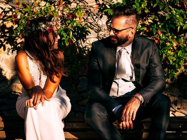 Il matrimonio di Samuele e Cecilia a Alassio, Savona 52