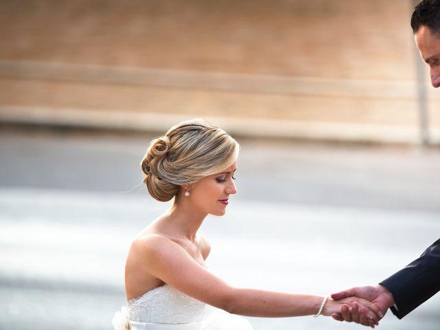 le nozze di Virginia e Rosario