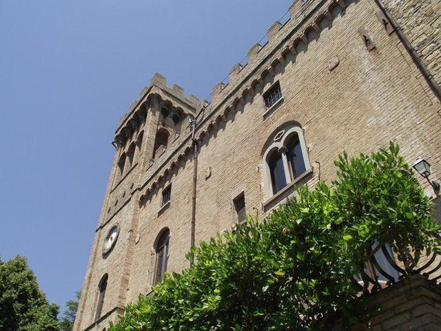 Il matrimonio di Filippo e Vinnie a Gubbio, Perugia 1