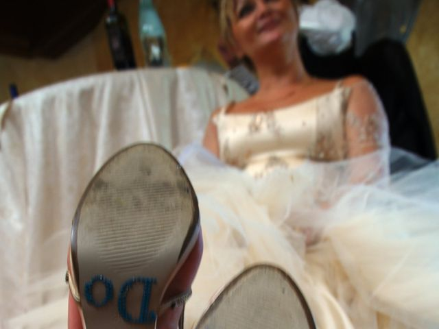 Il matrimonio di Filippo e Vinnie a Gubbio, Perugia 4