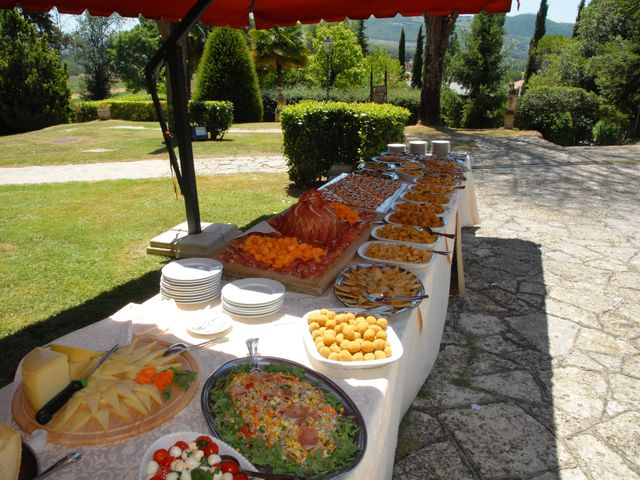Il matrimonio di Filippo e Vinnie a Gubbio, Perugia 8