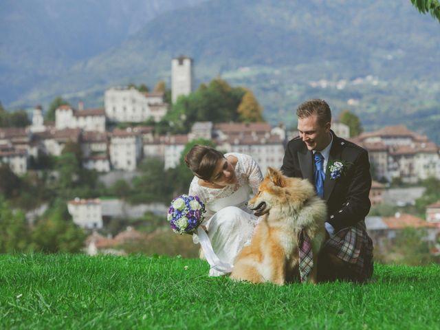Le nozze di Elisa e Sebastien
