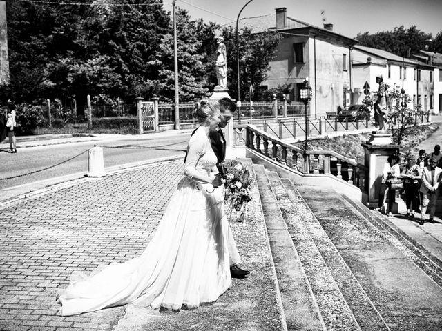 Il matrimonio di Fabio e Elisa a Monselice, Padova 6