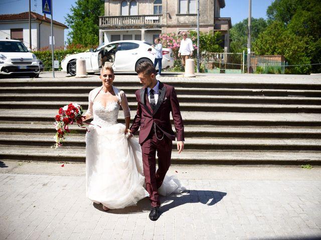 Il matrimonio di Fabio e Elisa a Monselice, Padova 7