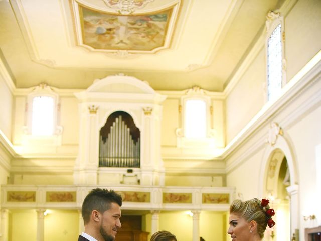 Il matrimonio di Fabio e Elisa a Monselice, Padova 8