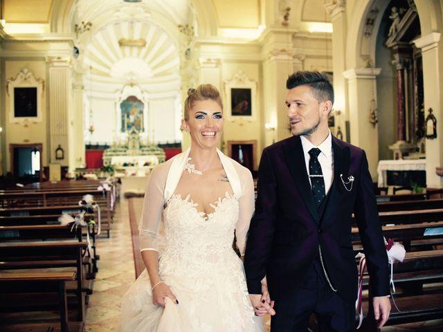 Il matrimonio di Fabio e Elisa a Monselice, Padova 9