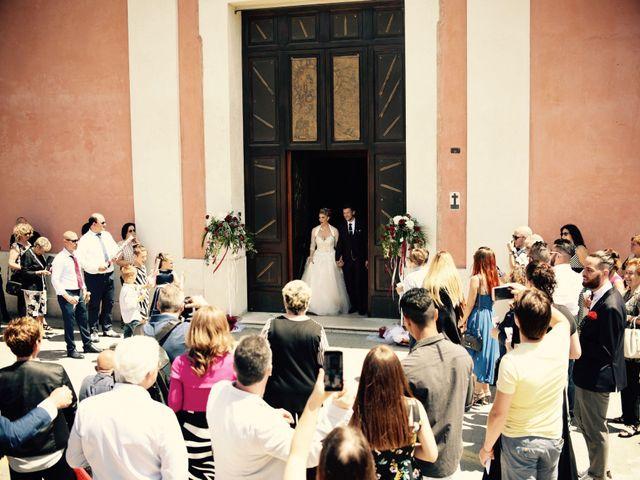 Il matrimonio di Fabio e Elisa a Monselice, Padova 10