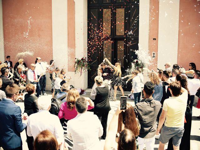 Il matrimonio di Fabio e Elisa a Monselice, Padova 11