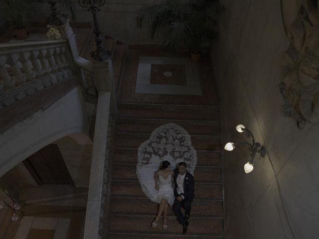 Il matrimonio di Antonio e Rossella  a Palermo, Palermo 1